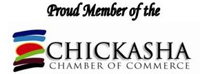 Proud Member of the Chickasha Chamber of Commerce.